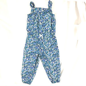 Carters Girls One Piece Outfit Jumpsuit Floral 18m